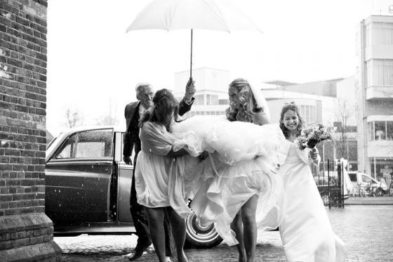 Met prijzen bekroonde bruidsfotografie uit Hilversum
