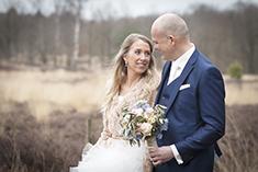 een second shooter bij je bruiloft voor nog meer trouwfoto's